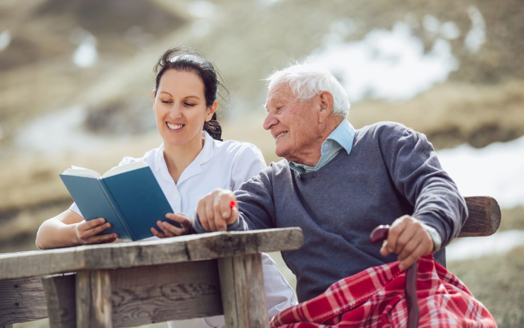 Don't Pour from an Empty Cup: Self Care for Family Caregivers